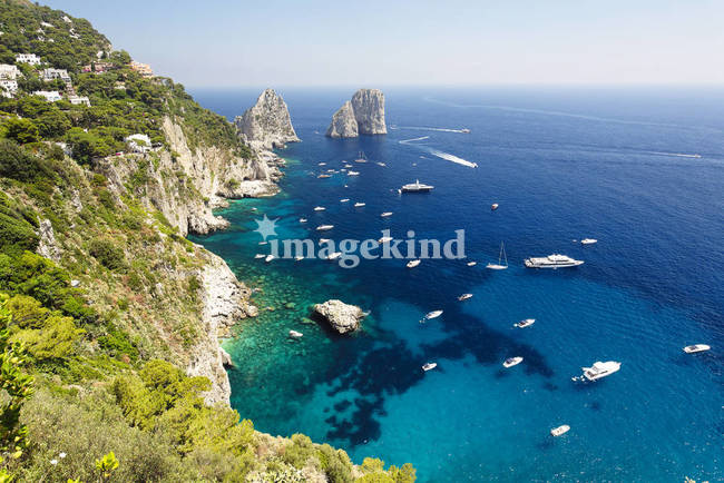 Capri Coastal Vista
