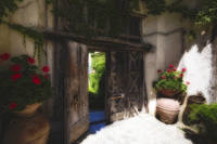 Rustic Villa Gate in Ravello
