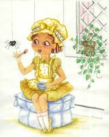 'Little Miss Muffet'