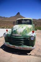 Route 66 - Old Green Chevy 2012