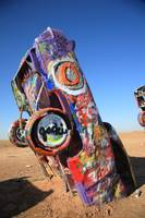 Route 66 - Cadillac Ranch 2012