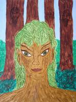 Tree Dryad