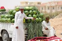 Saudi Arabian Watermelon sales