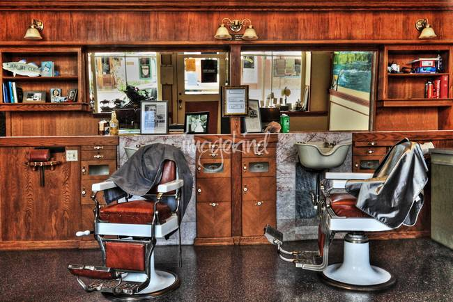 Ye Old Barber Shop By Jameseddy 2010