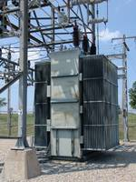G. E. Three-Phase 69.5-kV/12.47-kVY Transformer
