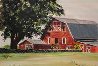 Rhode Island Red Barn