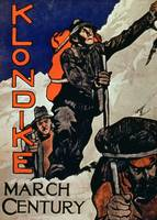 'Klondike March Century' (colour litho)