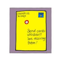 Send Cards - Who Doesn't Love Recieving Them