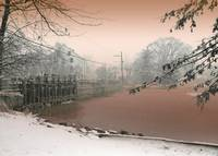 Mill Pond Snow (Copper)