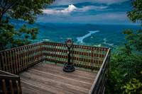 lake lure overlook
