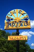 Route 66 - Sunset Motel 2012