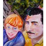 Johnny & Me by Kris Courtney
