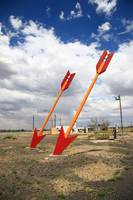 Route 66 - Twin Arrows Trading Post