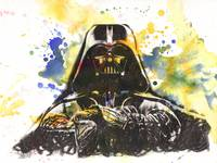 Darth Vader Star Wars Art