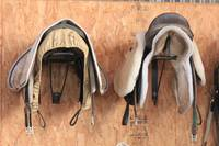 Colorado Saddle Rack