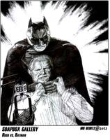 SOAPBOX GALLERY: Rush vs. Batman