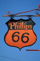Route 66 - Phillips 66 Gas Station 2012 #3