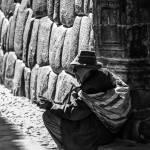 Elderly Inca Man