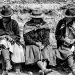 Inca Mothers at School