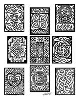 Celtic Tarot Spread
