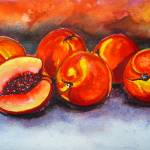 Kentucky Peaches by Kris Courtney