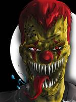 Crazed Clown