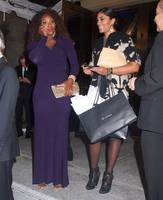 Serena Williams and Rachel Roy