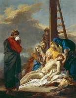The Deposition, Stations of the Cross, 1747 (oil o
