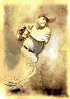 Babe Ruth, Sultan of Swat, New York Yankees Art