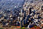 "San Francisco Aerial View PLANET eARTh by James ""BO"" Insogna"