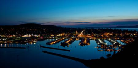 Anacortes Summer Night