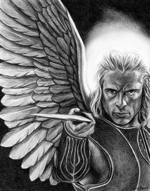 saint michael the archangel 2 by david myers