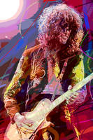 Jimmy Page Les Paul Gibson