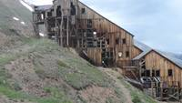 Champions Mill Mine 3, near Leadville, Colorado