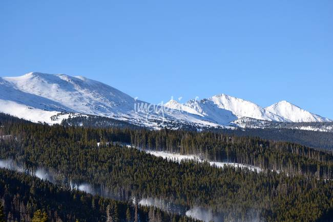 Peak 10 at Breckinridge Ski Resort