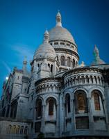 Sacre-Coeur at Night