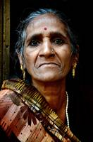 A Woman in Kolkata