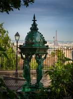 Montmartre Wallace Fountain
