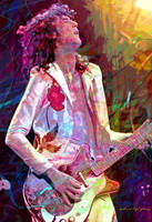Jimmy Page Led Zepplin