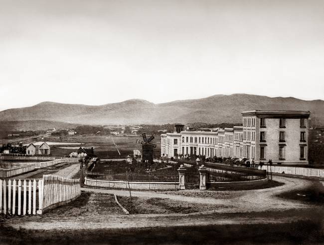 South Park, San Francisco 1856