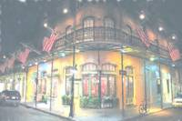 Big Easy Watercolor