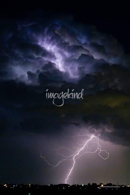 Lightning Thunderstorm Rumble
