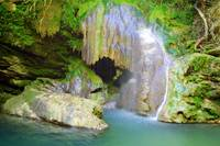 Waterfalls in Kythira