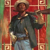 """Buffalo Soldier 5"" by JamesGoodridge"