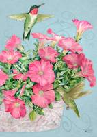 Petunia Lovers by Sharon Himes