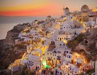 Oia (Οία) Santorini, Greece
