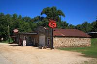 Route 66 - Phillips 66 Gas Station