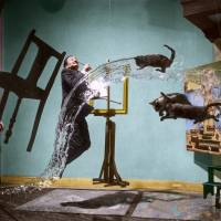 """Dali Atomicus Colorized"" by hton"
