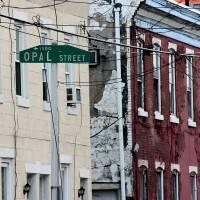 opal street by Laura Troy