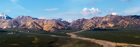 Polychrome Overlook Panorama